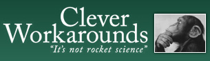 Back to Cleverworkarounds mainpage