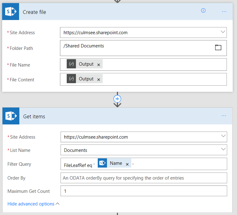 The (currently) best way to update SharePoint document metadata
