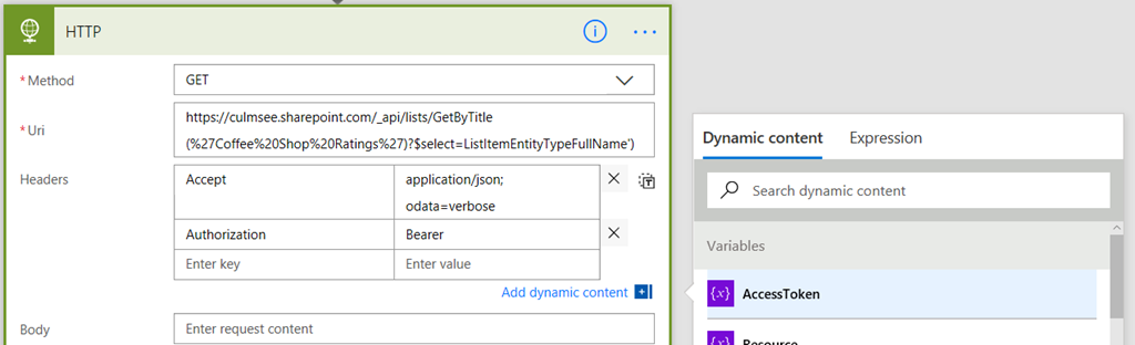 PowerApps, Flow and Managed Metadata fields–part 3 – CleverWorkarounds