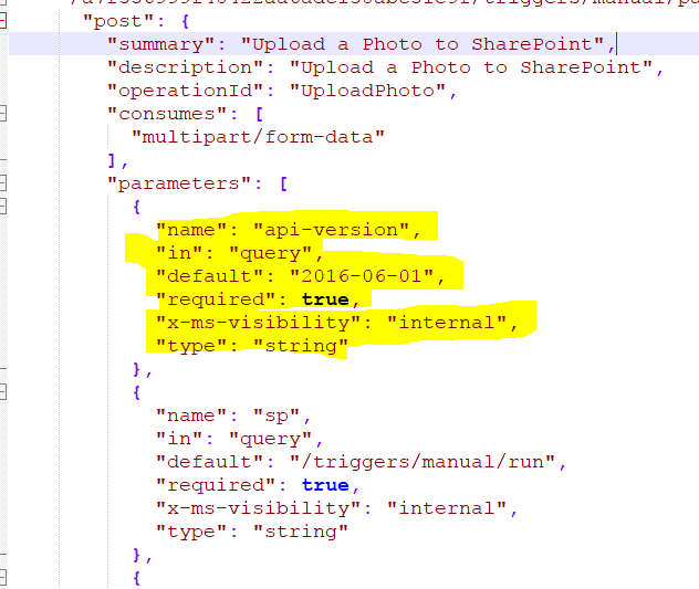 A Sample OpenAPI/Swagger file for PowerApps – CleverWorkarounds