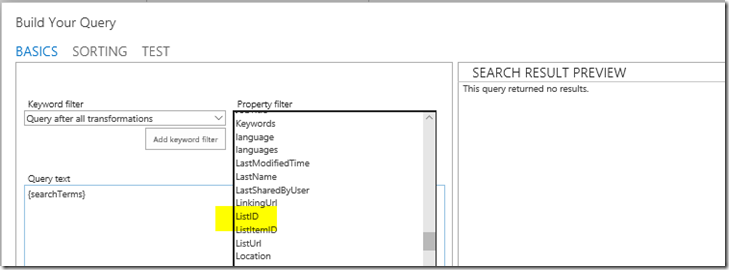 How to make a PowerApps activity feed via SharePoint search–Part 1