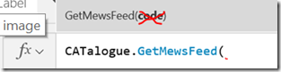 GetMewsFeed